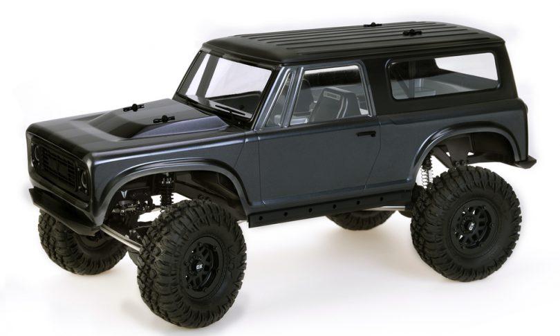 Bad to the Bone: Vanquish Products VS4-10 Origin Limited Black R/C Crawler Kit