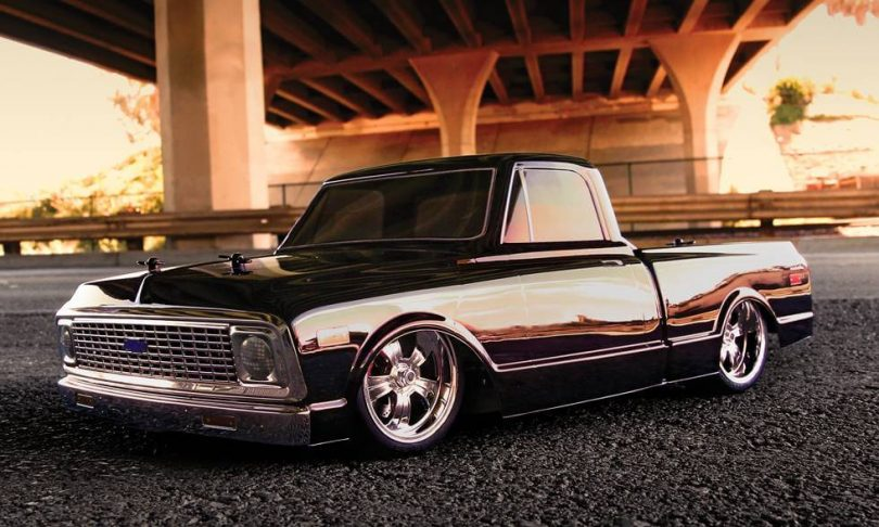 Get on the Road Again with Vaterra's 1/10 1972 Chevy C10 RTR Pickup Truck