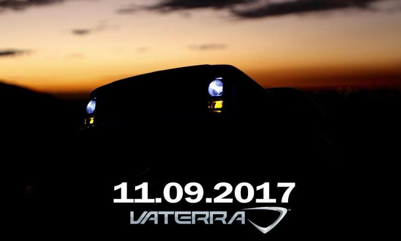 Vaterra Teases an Upcoming Release for 11/09/17