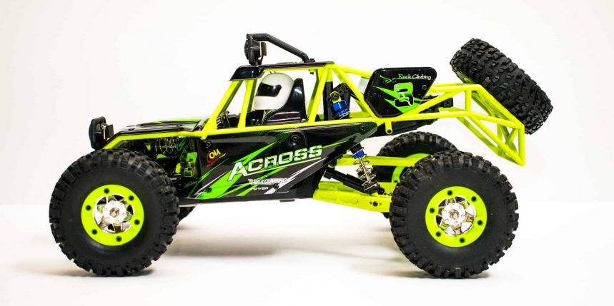 Review: WLToys 12428 1/12-scale Off-road Buggy
