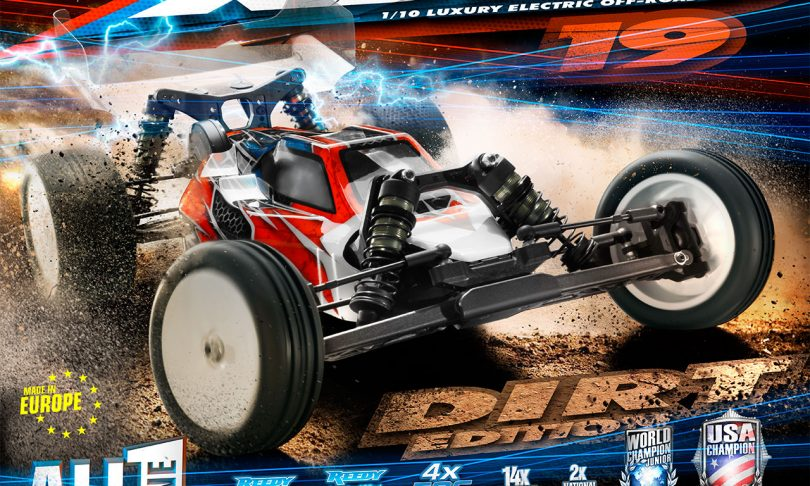 XRay XB2D-19 2WD Electric Competition Buggy Kit