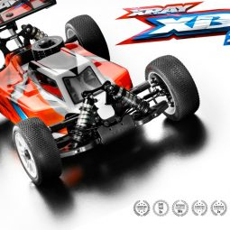Nitro Racer: The XRay XB8