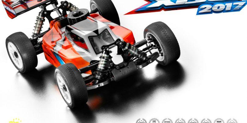 Nitro Racer: The XRay XB8