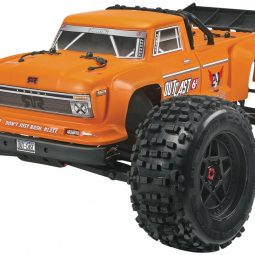 ARRMA's Outcast Will Get a New Coat of Paint This Summer