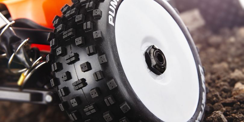 Two New Eighth-scale Buggy Tires from Duratrax