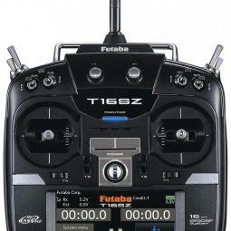 Futaba's 16SZ 16-Channel Radio for R/C Planes, Helis & Quadcopters