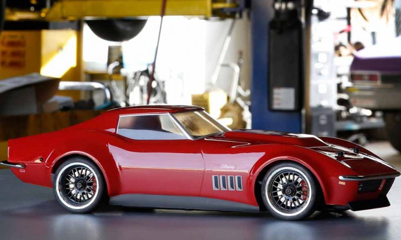 Satisfy your classic car craving with Vaterra's new '69 Custom Corvette
