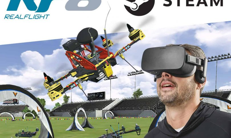 RealFlight 8 is Taking Flight with Steam