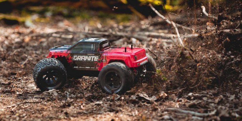 ARRMA's Granite Mega Monster Truck Gains a New Body & Tactic's TTX300 Transmitter
