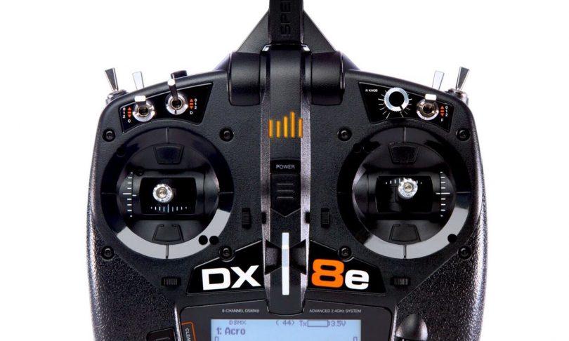 Spektrum DX8e 8-channel R/C Controller