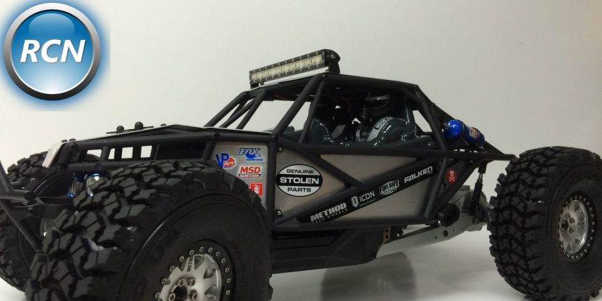 How you can turn your RTR Axial Yeti into a real beast!