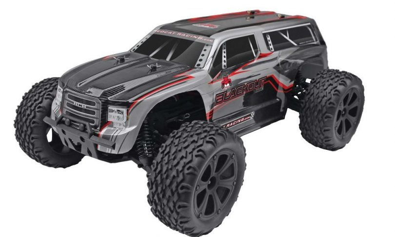 Redcat Racing's Newest 1/10-scale Monster Trucks: Blackout XTE and Blackout XTE PRO