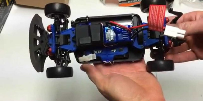 A Little Rally Action – Unboxing the LaTrax Rally